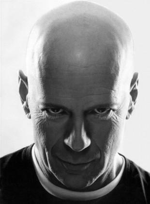 I'm Bruce Willis!